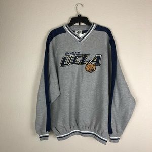 Lee Sport Bruins UCLA Sweatshirt Mens XL NWT